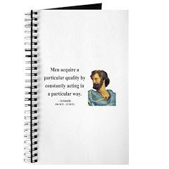 Aristotle 3 Journal