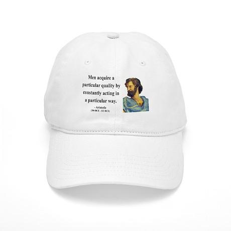 Aristotle 3 Cap