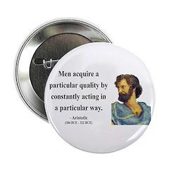 "Aristotle 3 2.25"" Button"