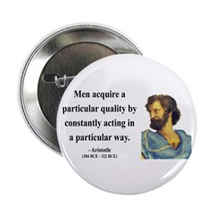"Aristotle 3 2.25"" Button (100 pack)"