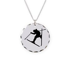 Freestyle ski Necklace