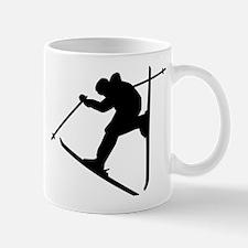 Freestyle ski Mug