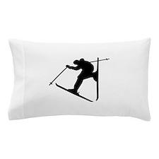 Freestyle ski Pillow Case