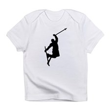Freestyle ski jump Infant T-Shirt