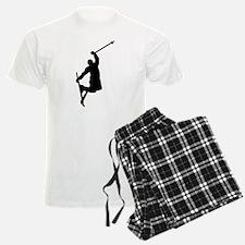 Freestyle ski jump Pajamas