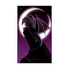 Purple Dragon Decal