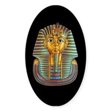 King Tut Decal