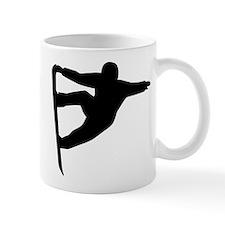 Snowboard freestyle Mug