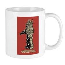 Forbidden Planet Robby The Robot Mugs