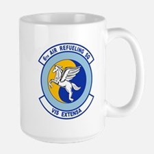 6th Air Refeueling Squadron Mugs