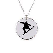 Snowboarding freestyle Necklace