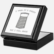 I Feel Grate Keepsake Box