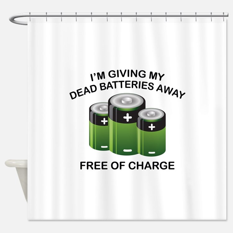 Free Of Charge Shower Curtain