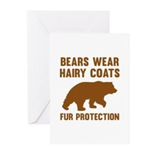 Fur Protection Greeting Cards (Pk of 10)