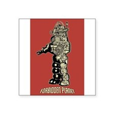 Forbidden Planet Robby the Robot Sticker