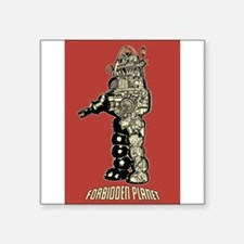Forbidden Planet Robby the Robot Sticker
