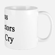 Chess Instructors Don't Cry  Mug