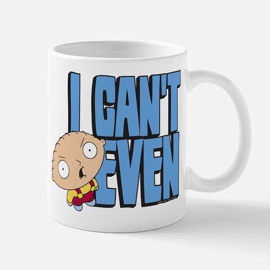 Family Guy Stewie I Can't Even Mug