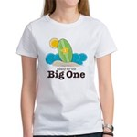 The Big One Surf Women's T-Shirt