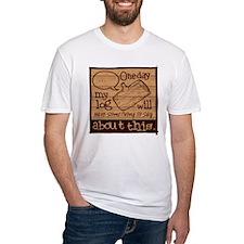 Log Lady Shirt