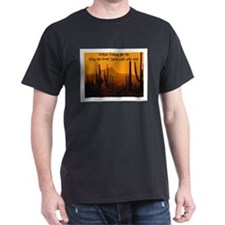 MAY THE GREAT SPIRIT WALK WITH YOU T-Shirt