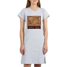 Log Lady Women's Nightshirt