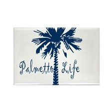 Blue Palmetto Life Magnets