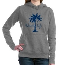 Blue Palmetto Life Women's Hooded Sweatshirt