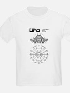 Ufo - S.h.a.d.o. Ufo Blueprint T-Shirt