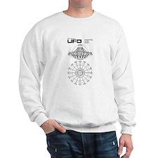 UFO Blueprint Sweatshirt