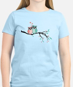 Cute owls in love T-Shirt