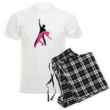 Figure skating couple Pajamas