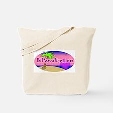 BiParadise Oval Tote Bag