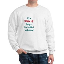 Holland Thing Sweater