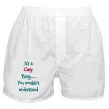 Cavy Thing Boxer Shorts