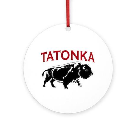TATONKA Ornament (Round)