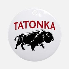 TATONKA Ornament (Round)