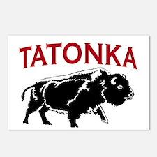 TATONKA Postcards (Package of 8)
