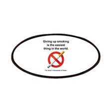 Giving Up Smoking Patches