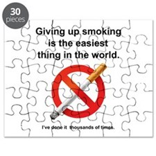 Giving Up Smoking Puzzle