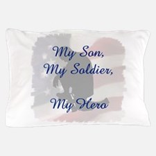 Cute Military mom Pillow Case