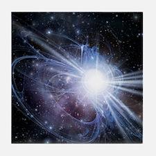 Supernova Tile Coaster
