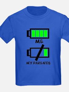 Battery Life T-Shirt