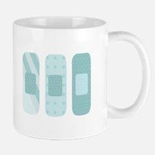 Band Aids Mugs
