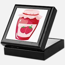 Strawberry Jam Keepsake Box