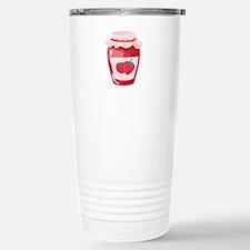 Strawberry Jam Travel Mug