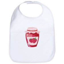 Strawberry Jam Bib