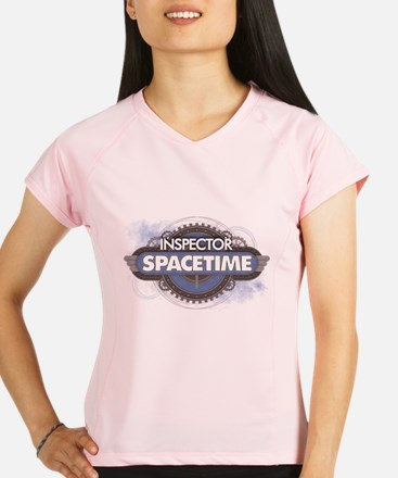 Inspector Spacetime Women's Performance Dry T-Shir