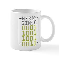 Nerdy Since 1992 Mug