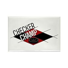 Checker Champ Magnets